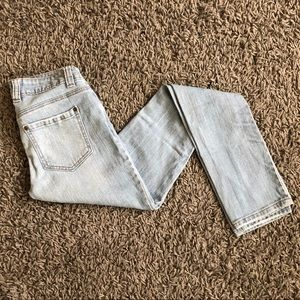Forever 21 | Mid-rise Skinny Light Denim Jeans